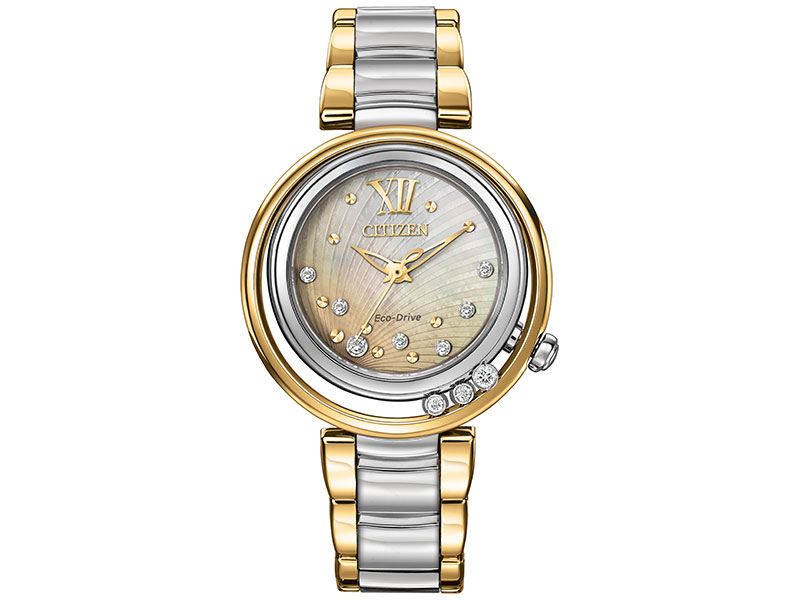Citizen Floating Diamond Watch
